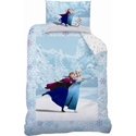 Afbeelding van Disney Frozen Dekbedhoes peuter