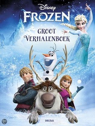 Afbeeldingen van Disney Frozen Groot verhalenboek
