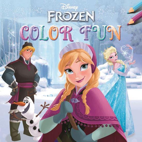 Afbeelding van Disney Frozen Colorfun