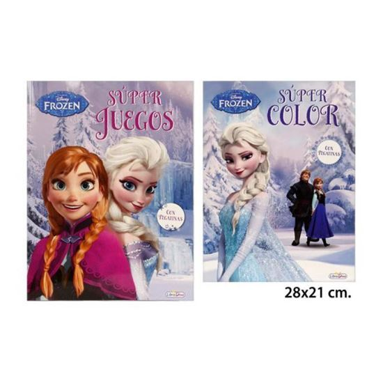 Afbeelding van Disney Frozen Super Color