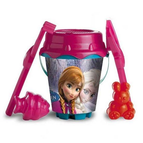 Afbeelding van Disney Frozen Strandset 6 delig