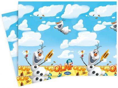 Afbeeldingen van Olaf tafelkleed