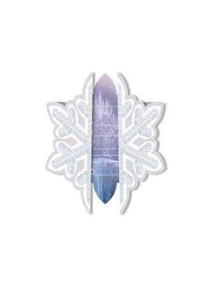 Afbeeldingen van Uitnodigingen Frozen Ice skating