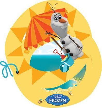 Afbeeldingen van Uitnodigingen Frozen Olaf