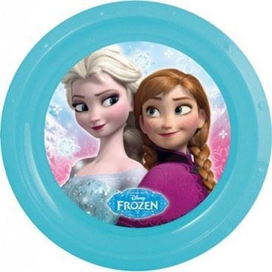 Afbeelding van Disney Frozen bord plastic