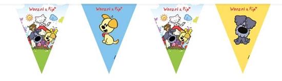 Afbeelding van Woezel en Pip Vlaggenlijn