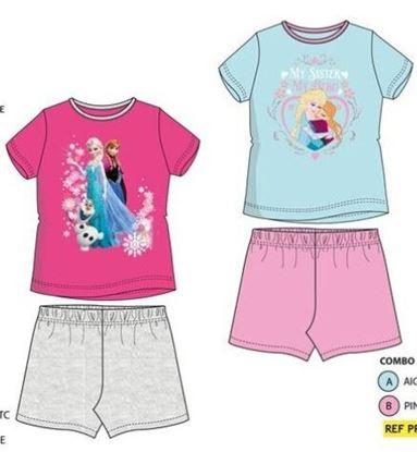 Afbeeldingen van Zomer pyjama Disney Frozen