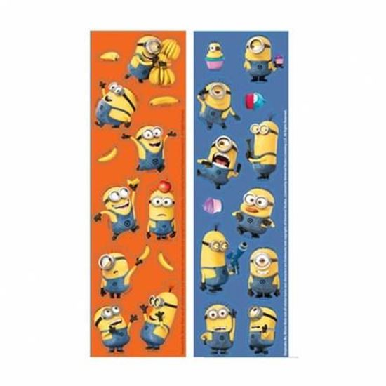 Afbeelding van Stickerset Minions (Despicable me)