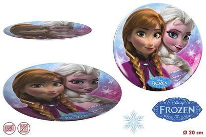 Afbeeldingen van Disney Frozen Bord Melamine