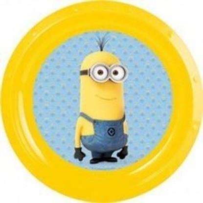 Afbeeldingen van Minions bord plastic