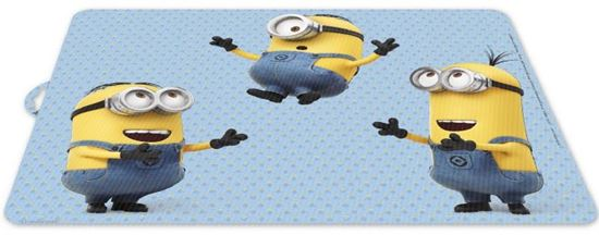 Afbeelding van Placemat Minions