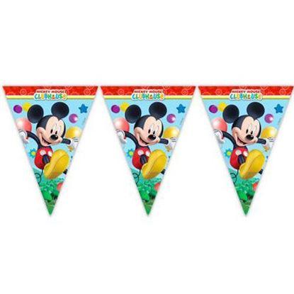Afbeeldingen van Vlaggenlijn Mickey Mouse