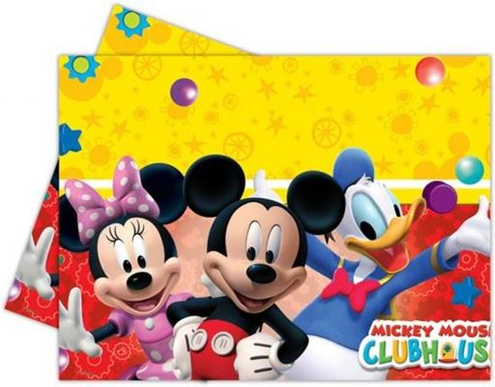 Afbeelding van Tafelkleed Mickey Mouse