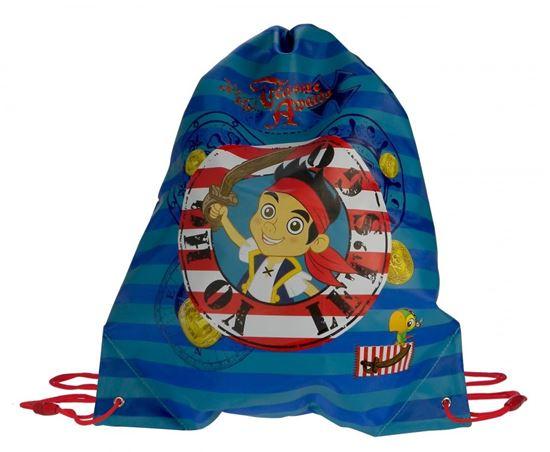 Afbeelding van Disney Jake en de nooitgedachtland piraten zwemtas Treasure
