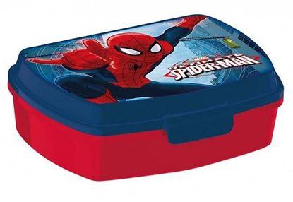 Afbeeldingen van Spiderman lunchbox