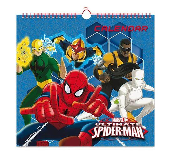 Afbeelding van Spiderman kalender