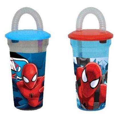 Afbeeldingen van Spiderman rietjesbeker