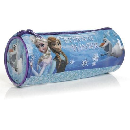 Afbeelding van Disney Frozen etui blauw