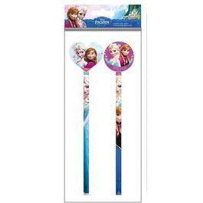 Afbeeldingen van Disney Frozen Potlodenset met gum