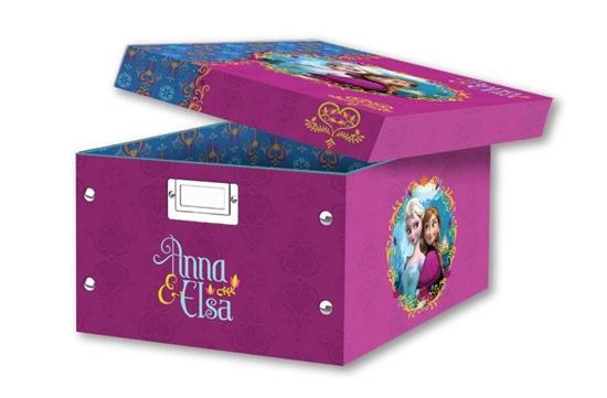 Afbeelding van Disney Frozen opbergbox