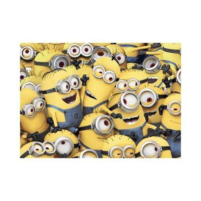 Afbeeldingen van Minions Vloerkleed geel