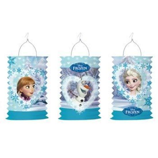 Afbeelding van Frozen lampion lang