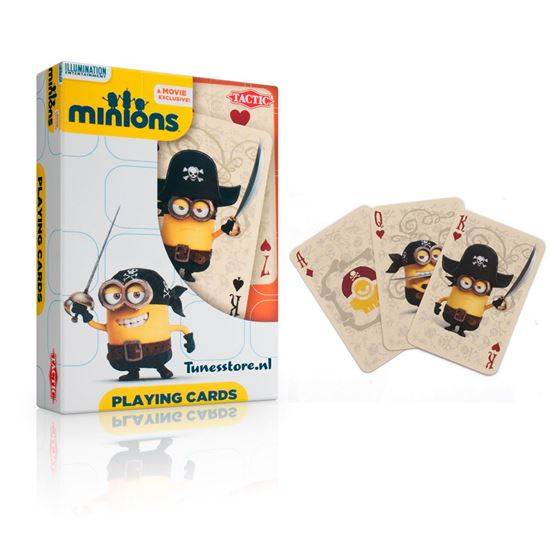 Afbeelding van Minions Kaartspel