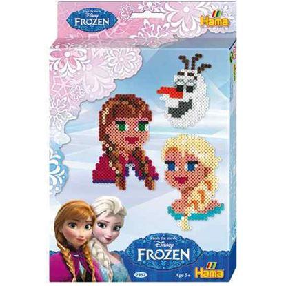 Afbeeldingen van Strijkkralen Disney Frozen Hanging Box 2000 Kralen