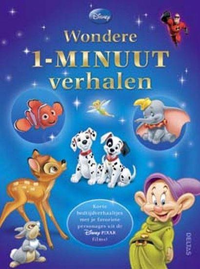 Afbeelding van Wondere 1-minuut verhalen van Disney