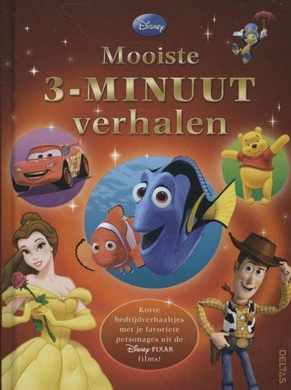 Afbeelding van Mooiste 3-minuut verhalen van Disney