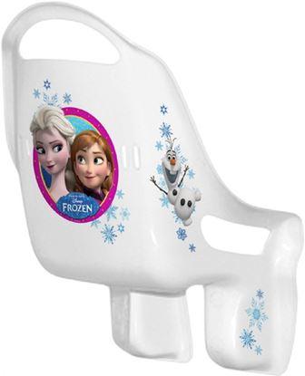 Afbeeldingen van Poppen fietsstoel Disney Frozen