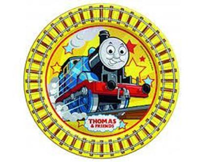 Afbeeldingen van Thomas bord geel