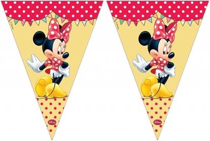 Afbeeldingen van Vlaggenlijn Minnie Mouse
