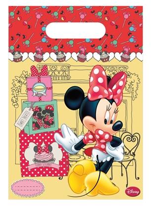 Afbeeldingen van Uitdeelzakjes Minnie Mouse
