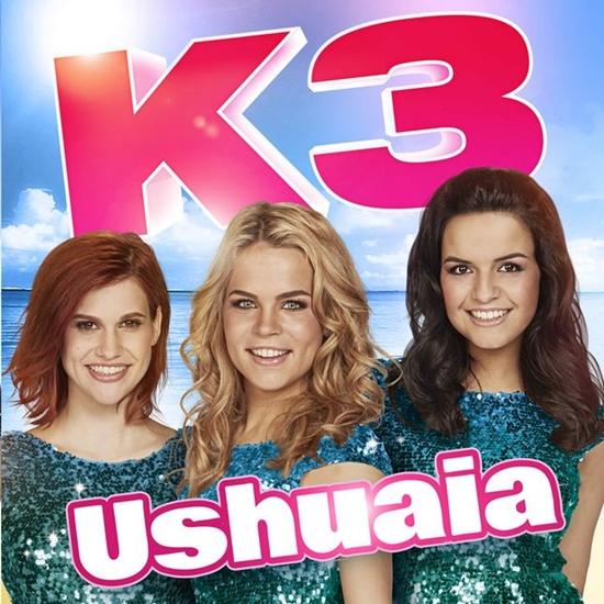 Afbeelding van K3 album Ushuaia (2cd)