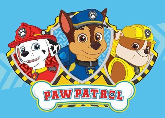 Afbeelding van Paw Patrol Vloerkleed breed