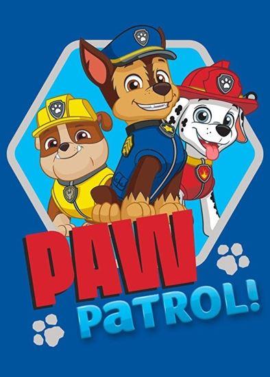 Afbeelding van Paw Patrol Vloerkleed lang