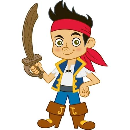 Afbeelding voor categorie Jake en de nooitgedachtland piraten