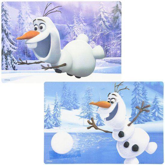 Afbeelding van Disney Frozen placemat Olaf