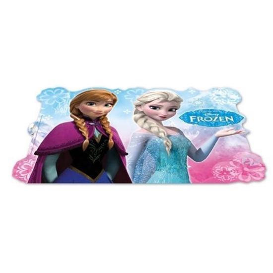 Afbeelding van Disney Frozen placemat Anna/Elsa xl
