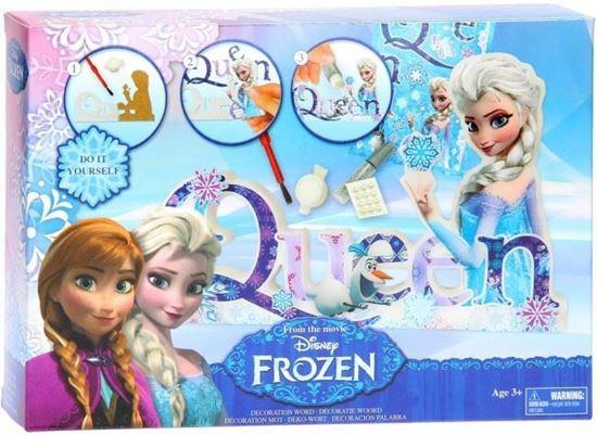 Afbeelding van Disney Frozen Queen MDF