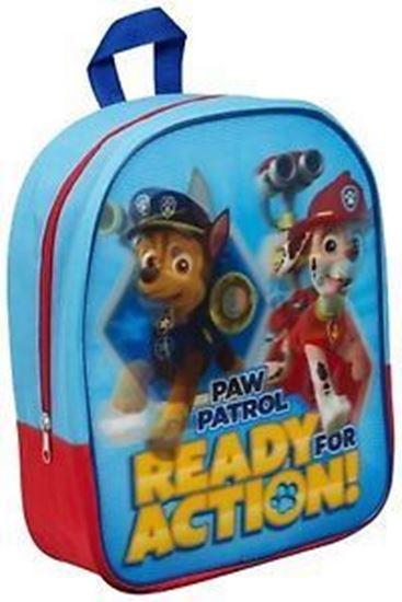 Afbeelding van Paw Patrol rugtas Blauw Action