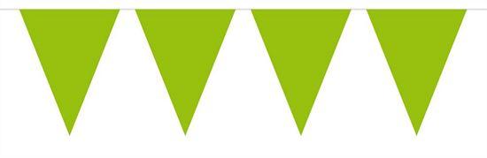 Afbeelding van Vlaggenlijn groen 10 meter