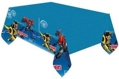 Afbeeldingen van Tafelkleed Transformers 120x180 cm