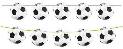 Afbeeldingen van Vlaggenlijn voetbal 10 meter