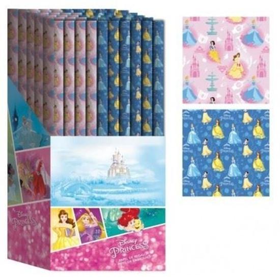 Afbeelding van Princessen inpakpapier