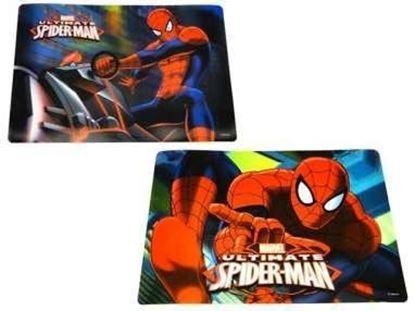 Afbeeldingen van Spiderman Placemat 3d