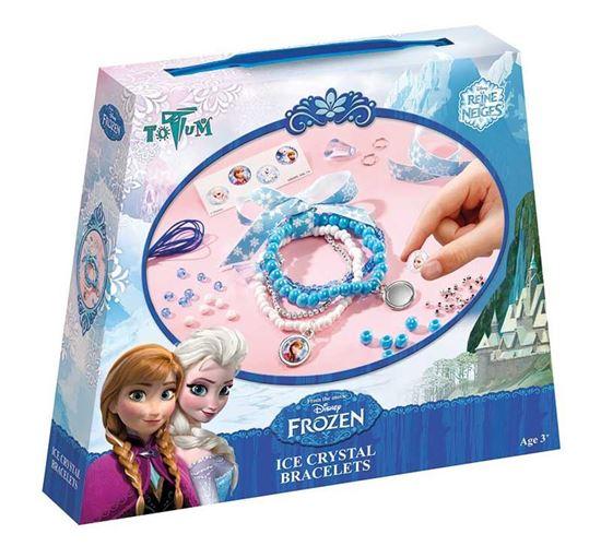 Afbeelding van Disney Frozen Ice Crystal armbandjes