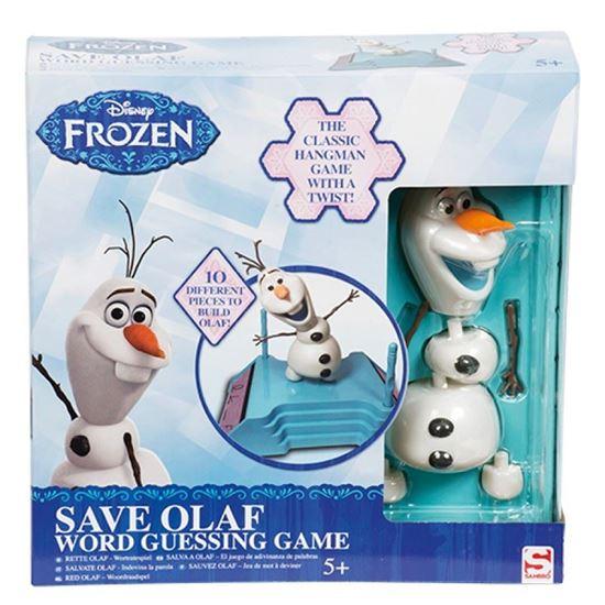 Afbeelding van Spel Disney Frozen Save Olaf