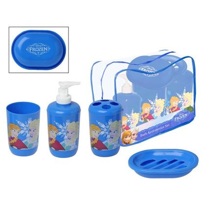 Afbeeldingen van Disney frozen badset
